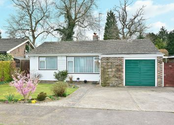 Thumbnail 3 bed detached bungalow for sale in West Way, Slinfold, Horsham