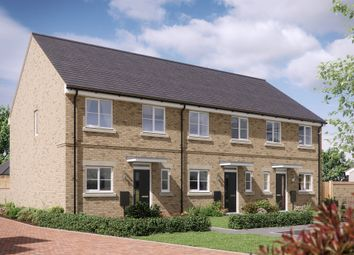 Thumbnail 3 bed end terrace house for sale in Beulah Grove, Whitehouse, Milton Keynes