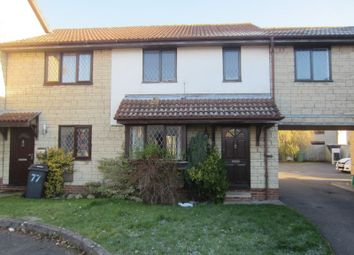 Thumbnail 3 bed terraced house to rent in Paddock Close, Bradley Stoke, Bristol