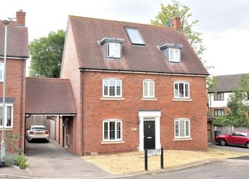 Thumbnail 5 bed detached house for sale in Barley Lane, Dunmow