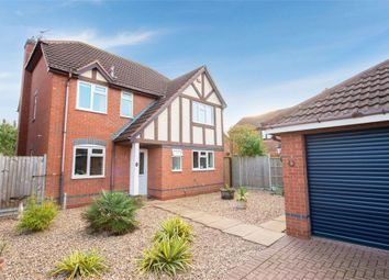 4 bed detached house for sale in Herdwycke Close, Southam, Warwickshire CV47