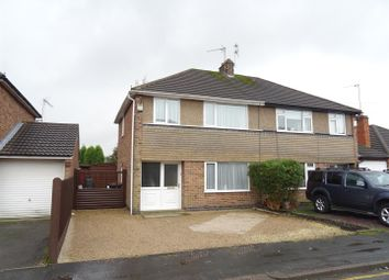Thumbnail 3 bed semi-detached house for sale in Central Court, Avenue Road, Coalville