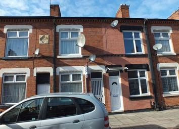 Thumbnail 2 bed terraced house for sale in Laurel Road, Leicester, Leicestershire