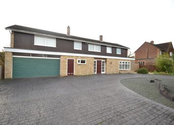 Thumbnail 4 bedroom detached house to rent in Timber Tops, Altwood Close, Maidenhead