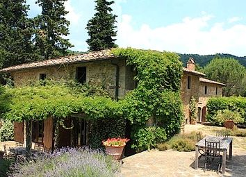Thumbnail 8 bed property for sale in Tuscan Villa, Chianti, Florence