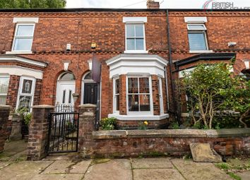 Thumbnail 3 bed terraced house for sale in Church Road, Stockport