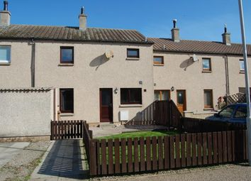 Thumbnail 3 bed terraced house to rent in Cromarty Place, Lossiemouth