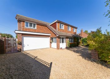 Thumbnail 5 bed detached house for sale in Arlesey Road, Ickleford, Hitchin