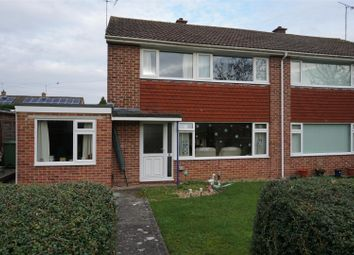 Thumbnail 3 bedroom semi-detached house for sale in Clarence Road, Hilperton, Trowbridge