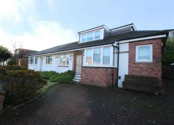 Thumbnail 4 bed bungalow for sale in Nethervale Avenue, Netherlee, East Renfrewshire