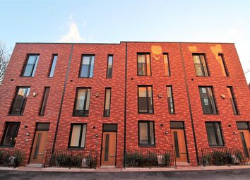 Thumbnail 3 bed town house to rent in Carpino Place, Barrow Street, Salford