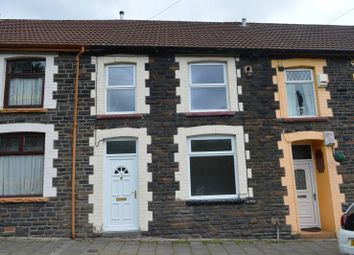 Thumbnail 3 bed terraced house to rent in Lower Stanley Terrace, Stanley Town, Ferndale
