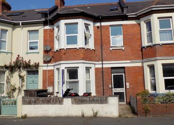 Thumbnail 2 bed flat for sale in Victoria Road, Exmouth, Devon
