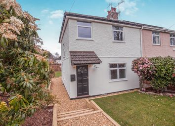Thumbnail 3 bed semi-detached house for sale in Rothwell Road, Malvern