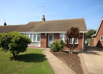 Thumbnail 3 bedroom detached bungalow for sale in Beach Road, Scratby, Great Yarmouth