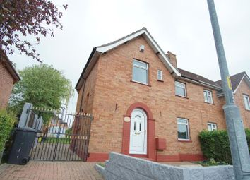 Thumbnail 3 bed semi-detached house to rent in Salcombe Road, Knowle, Bristol