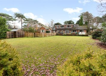 Thumbnail 4 bed detached house for sale in Linkside North, Hindhead, Surrey