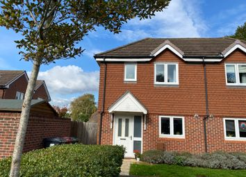 Hazel Copse, Hambrook, Chichester PO18. 3 bed semi-detached house for sale