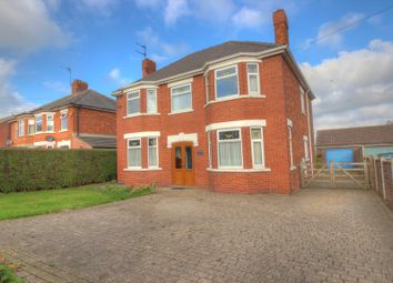 Thumbnail 5 bed detached house for sale in Main Road, Burton Pidsea, Hull