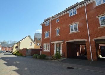 Thumbnail 4 bed semi-detached house for sale in Pochard Street, Costessey, Norwich