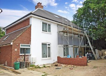 Thumbnail 2 bed semi-detached house for sale in Hillbrow Road, Ashford, Kent