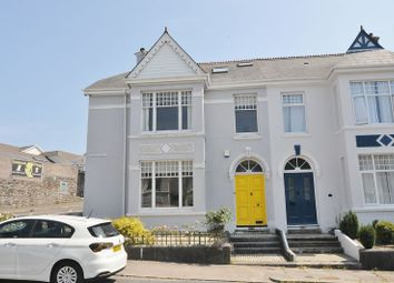 Thumbnail 4 bed end terrace house for sale in Short Park Road, Peverell, Plymouth