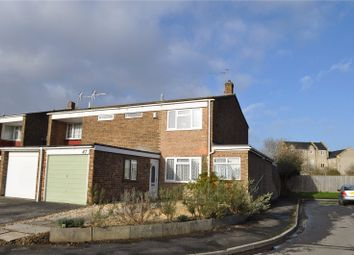Thumbnail 3 bed semi-detached house for sale in Burden Close, Stratton, Swindon, Wiltshire