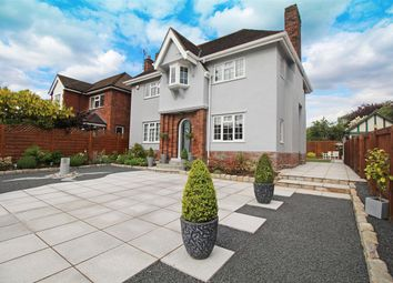 Thumbnail Detached house for sale in Argyll Avenue, Curzon Park, Chester