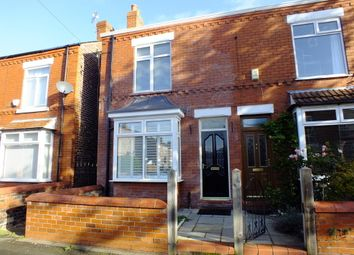 Thumbnail 2 bed semi-detached house to rent in Beech Road, Cale Green, Stockport