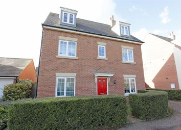 Thumbnail 5 bedroom detached house for sale in Badger Lane, Bourne