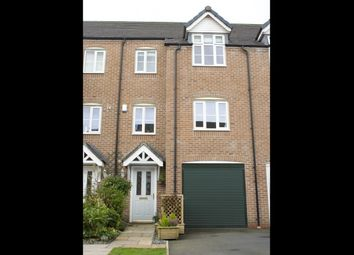 Thumbnail 4 bed terraced house for sale in Goldfinch Drive, Preston, Lancashire