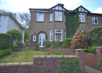 Thumbnail 3 bed semi-detached house for sale in Very Attractive Period House, Llanthewy Road, Newport