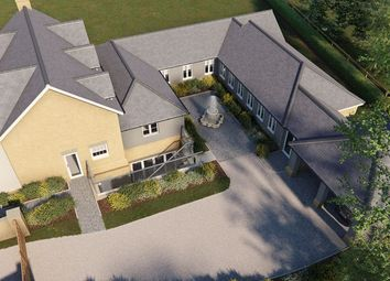 Thumbnail 5 bed detached house for sale in Lower Stock Road, West Hanningfield, Chelmsford