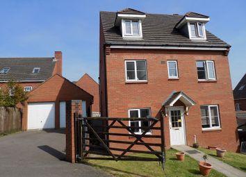 Thumbnail 5 bed detached house for sale in Bryn Dryslwyn, Bridgend