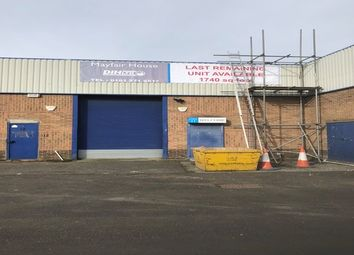 Thumbnail Industrial to let in Redburn Road, Newcastle Upon Tyne