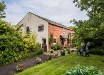 Thumbnail 4 bed barn conversion for sale in Back Lane, Charnock Richard, Chorley