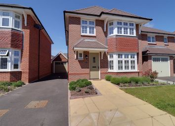 Thumbnail 4 bed detached house for sale in Northburgh Avenue, Stafford