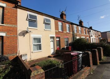 Thumbnail 3 bedroom terraced house for sale in Northfield Road, Reading