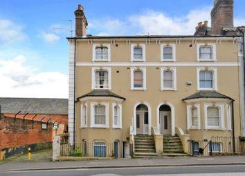 Thumbnail 1 bed flat for sale in Queens Road, Aldershot