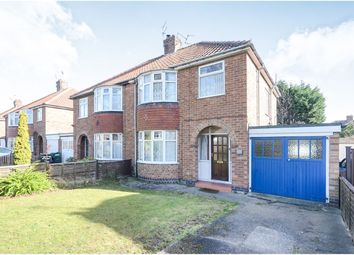 Thumbnail 3 bedroom semi-detached house for sale in Beckfield Lane, York