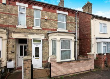 Thumbnail 3 bed terraced house for sale in Gilpin Street, New England, Peterborough