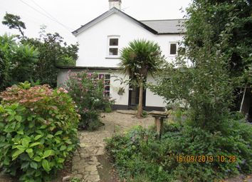 Thumbnail 3 bed semi-detached house to rent in Church Street, Sidford
