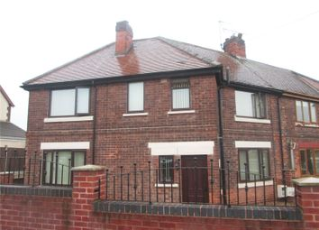 Thumbnail 3 bed semi-detached house for sale in Manton Crescent, Worksop, Nottinghamshire