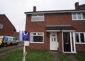 2 bed semi-detached house to rent in Cherwell Court, Nottingham NG6