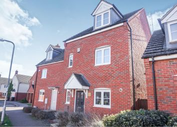 Thumbnail 3 bed semi-detached house for sale in Milburn Drive, Northampton