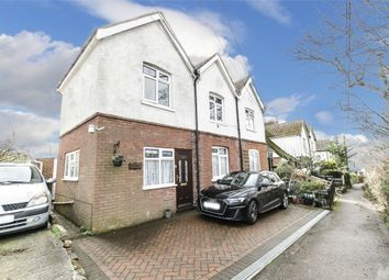 Thumbnail 4 bed semi-detached house for sale in Fair Oak Road, Bishopstoke, Eastleigh, Hampshire