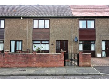 Thumbnail 2 bed terraced house for sale in Tweed Street, Kirkcaldy