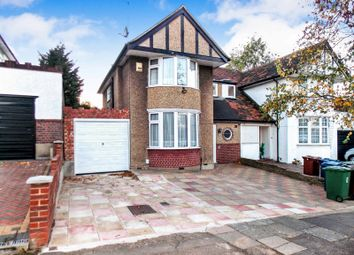 Thumbnail 4 bed semi-detached house to rent in Woodway Crescent, Kenton, Harrow