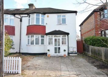 Thumbnail 3 bed semi-detached house for sale in Dukes Avenue, New Malden