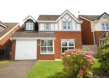 Thumbnail 4 bed detached house to rent in St. Cuthberts Way, Holystone, Newcastle Upon Tyne